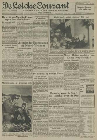 Leidse Courant 1954-11-12