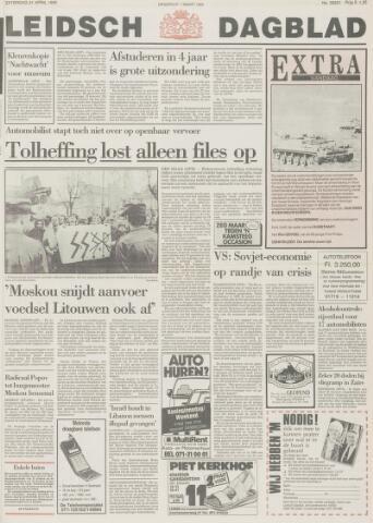 Leidsch Dagblad 1990-04-21