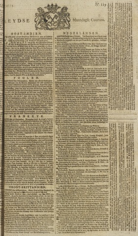Leydse Courant 1773-10-04