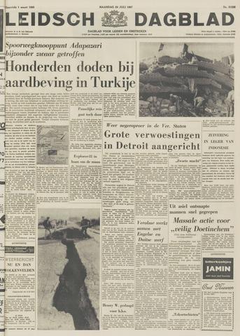 Leidsch Dagblad 1967-07-24