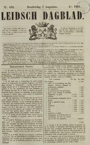 Leidsch Dagblad 1861-08-01