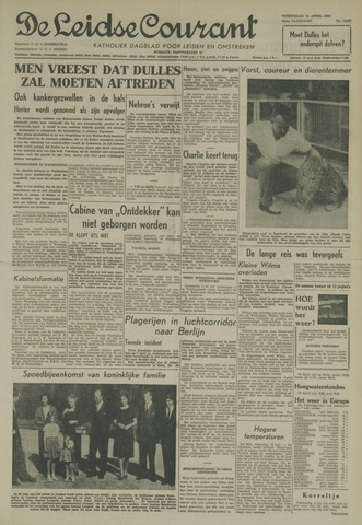 Leidse Courant 1959-04-15