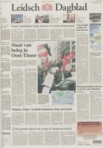 Leidsch Dagblad 1999-09-07