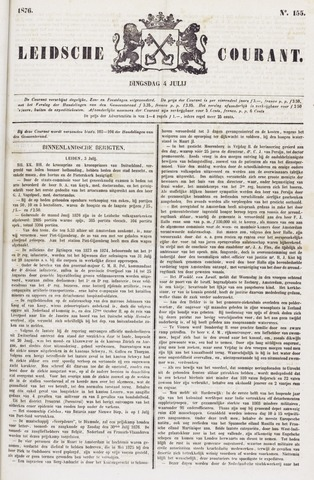 Leydse Courant 1876-07-04