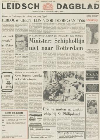 Leidsch Dagblad 1975-11-29