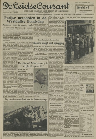 Leidse Courant 1954-12-17