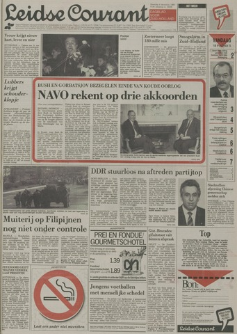 Leidse Courant 1989-12-04