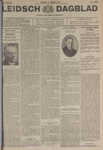 Leidsch Dagblad 1933-03-17