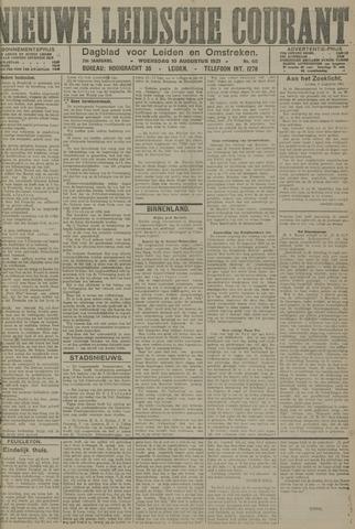 Nieuwe Leidsche Courant 1921-08-10