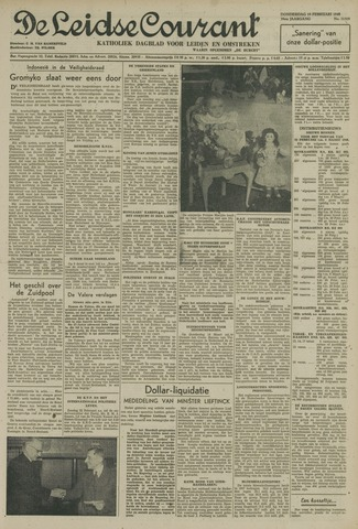Leidse Courant 1948-02-19