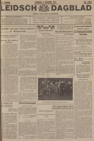 Leidsch Dagblad 1937-12-04