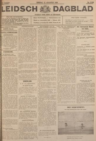 Leidsch Dagblad 1930-08-12
