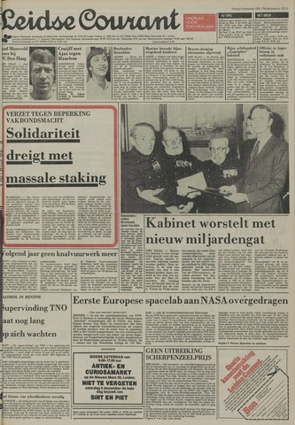 Leidse Courant 1981-12-04