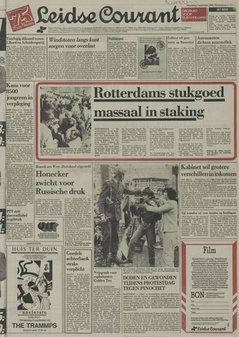 Leidse Courant 1984-09-05
