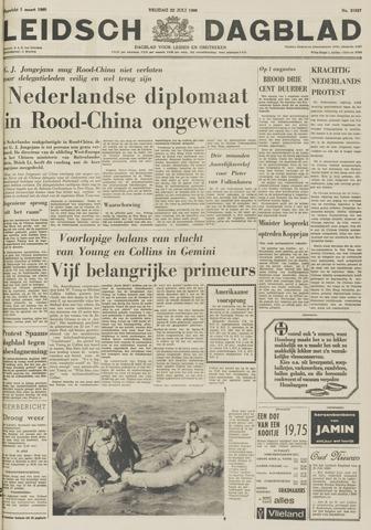 Leidsch Dagblad 1966-07-22
