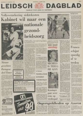 Leidsch Dagblad 1975-08-18
