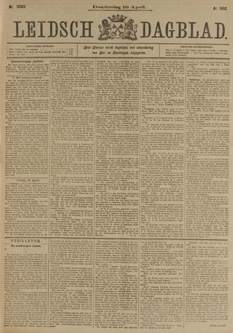 Leidsch Dagblad 1902-04-10