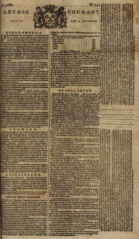 Leydse Courant 1780-11-24