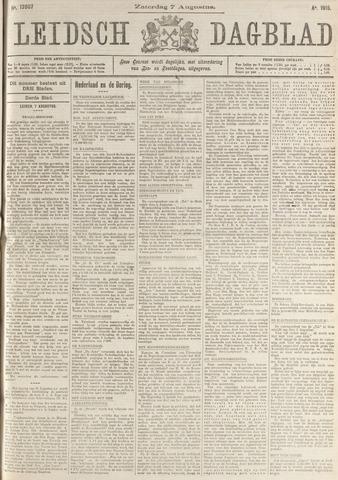 Leidsch Dagblad 1915-08-07