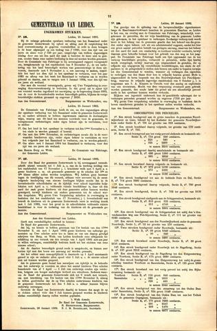 Handelingen van de Raad 1883-01-25