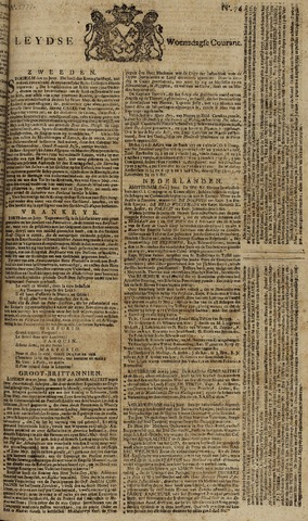 Leydse Courant 1777-06-25