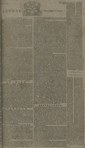 Leydse Courant 1744-09-07