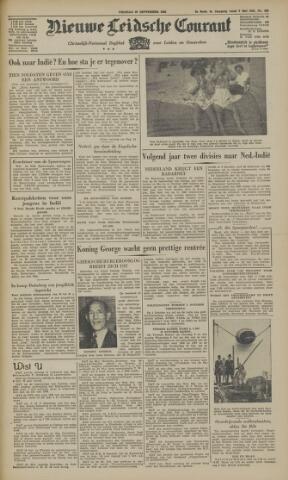 Nieuwe Leidsche Courant 1946-09-27