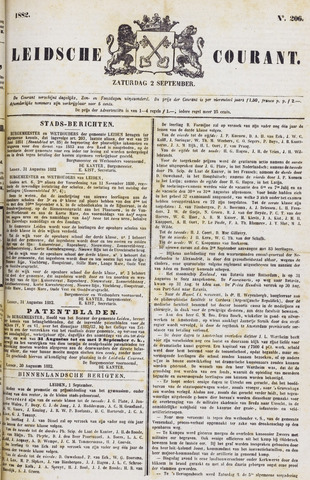 Leydse Courant 1882-09-02