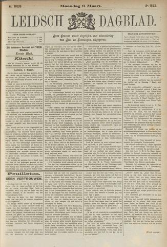 Leidsch Dagblad 1893-03-06