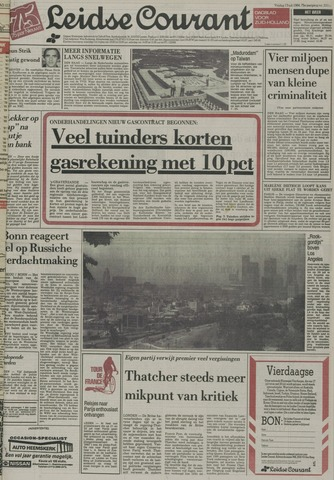 Leidse Courant 1984-07-13