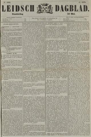 Leidsch Dagblad 1873-05-15