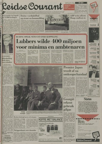 Leidse Courant 1989-04-25