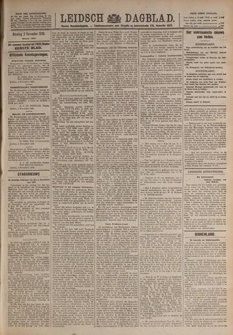 Leidsch Dagblad 1920-11-02