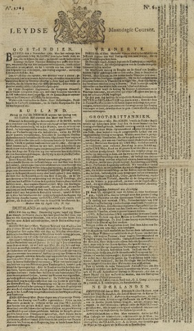Leydse Courant 1763-05-23