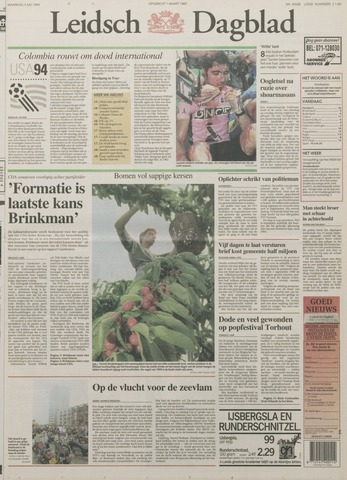 Leidsch Dagblad 1994-07-04