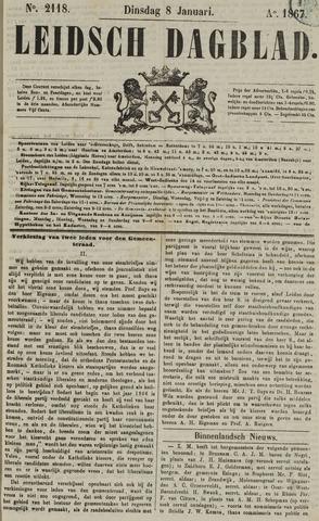 Leidsch Dagblad 1867-01-08