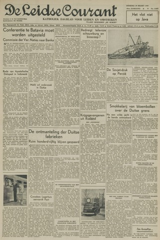 Leidse Courant 1949-03-29