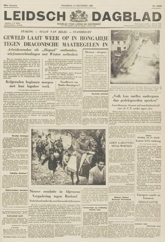 Leidsch Dagblad 1956-12-10