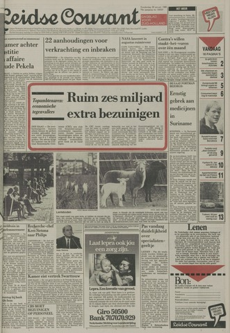 Leidse Courant 1988-01-28