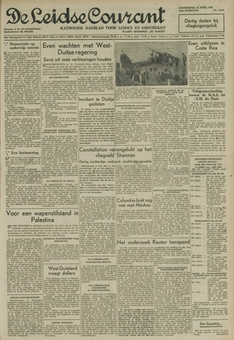 Leidse Courant 1948-04-15