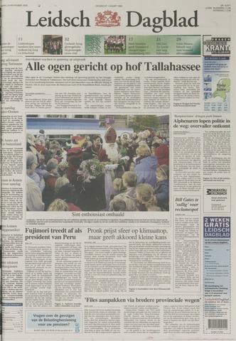 Leidsch Dagblad 2000-11-20
