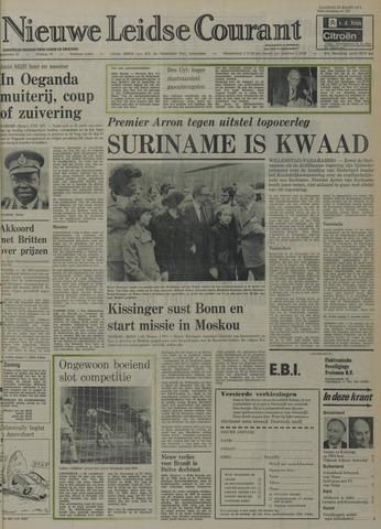 Nieuwe Leidsche Courant 1974-03-25
