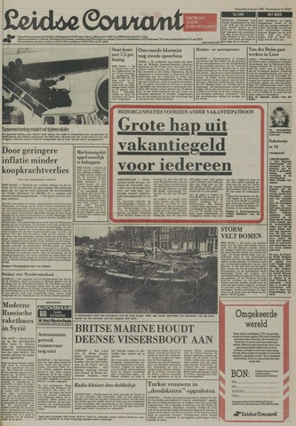 Leidse Courant 1983-01-05