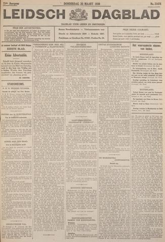 Leidsch Dagblad 1930-03-20