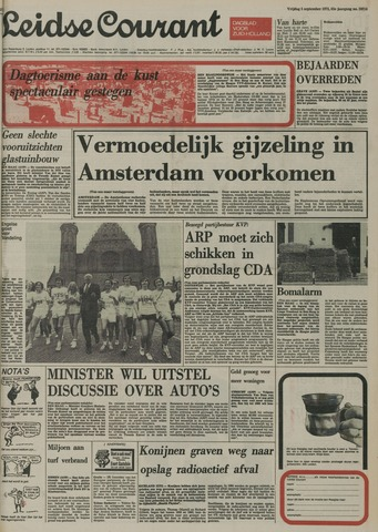 Leidse Courant 1975-09-05