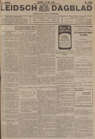 Leidsch Dagblad 1938-05-13