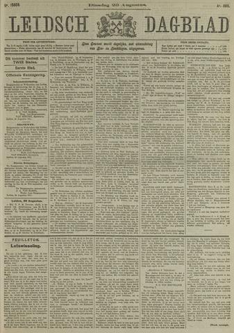 Leidsch Dagblad 1911-08-29