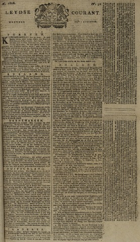 Leydse Courant 1808-08-01