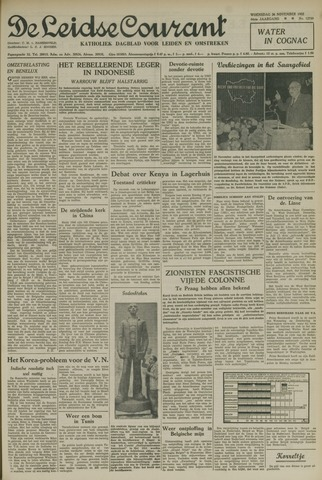 Leidse Courant 1952-11-26