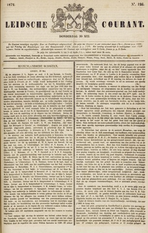 Leydse Courant 1872-05-30